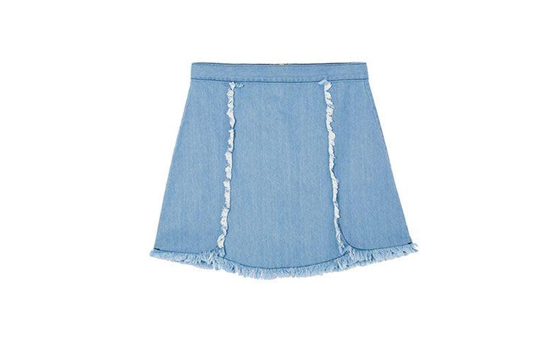 "Saia by NT por R$ 316,00 na <a href=""http://www.oqvestir.com.br/saia-by-nv-olimpia-jeans-azul.html?new"" target=""_blank"">Oqvestir</a>"