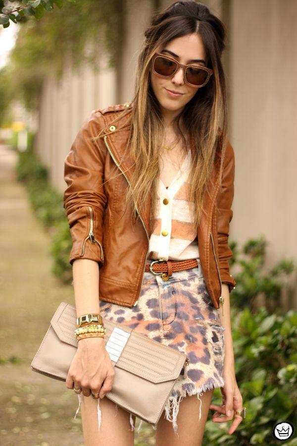 """Foto: Reprodução / <a href=""""http://fashioncoolture.com.br/2014/11/06/macstile-jeans-leopard-print/ """" target=""""_blank"""">Fashion Coolture</a>"""