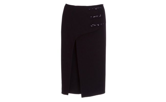 Pencil skirt pierced by RS720,00 in Gallerist