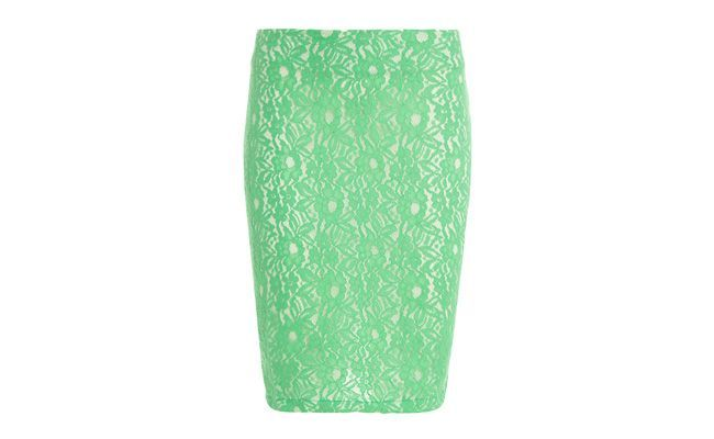 Green Pencil skirt Income by Clara RS109,90 in Aremo