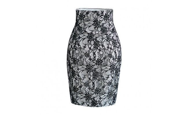 Pencil skirt Black Lace by RS89,90 in RF Shop