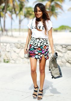 "Foto: Reprodução / <a href=""http://sincerelyjules.com/2013/03/south-beachin-it.html"" target=""_blank"">Sincerely, Jules</a>"