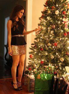 """Foto: Reprodução / <a href=""""http://camilacoelho.com/2012/12/27/look-do-dia-natal/"""" target=""""_blank"""">Super Vaidosa</a>"""
