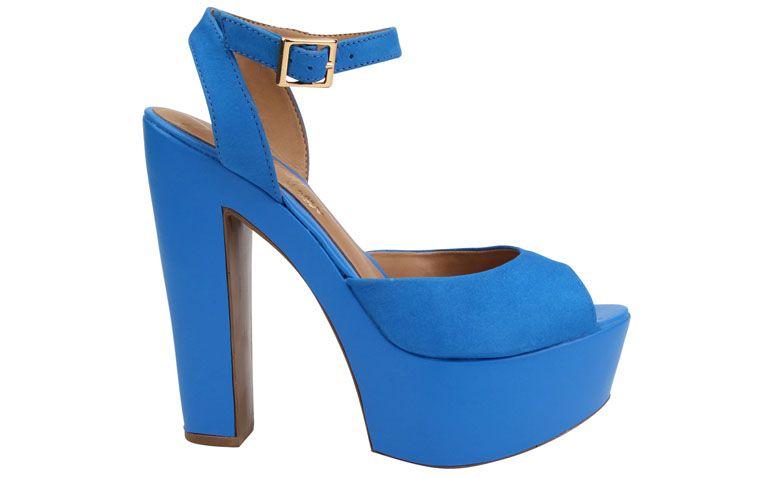 Lilly sandal's Closet por R$259,90 na Zattini