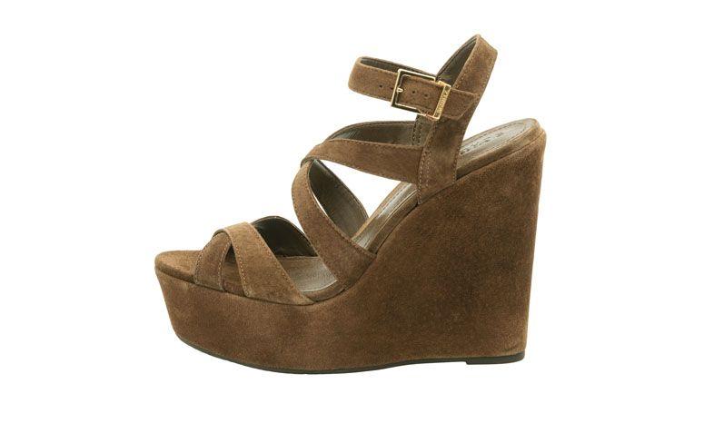 Schutz sandal for $ 350 at OQVestir