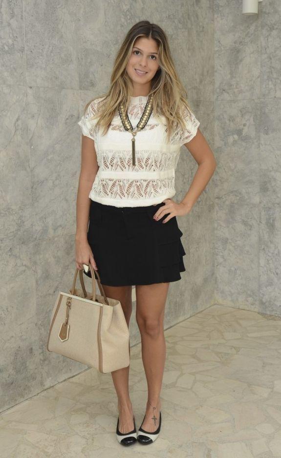 """Foto: Reprodução / <a href=""""http://annafasano.com.br/minhas-escolhas-na-princess/"""" target=""""_blank"""">Anna Fasano</a>"""