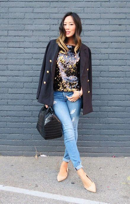 "Foto: Reprodução / <a href=""http://www.songofstyle.com/2014/12/instagram-outfits-l.html"" target=""_blank"">Song of Style</a>"