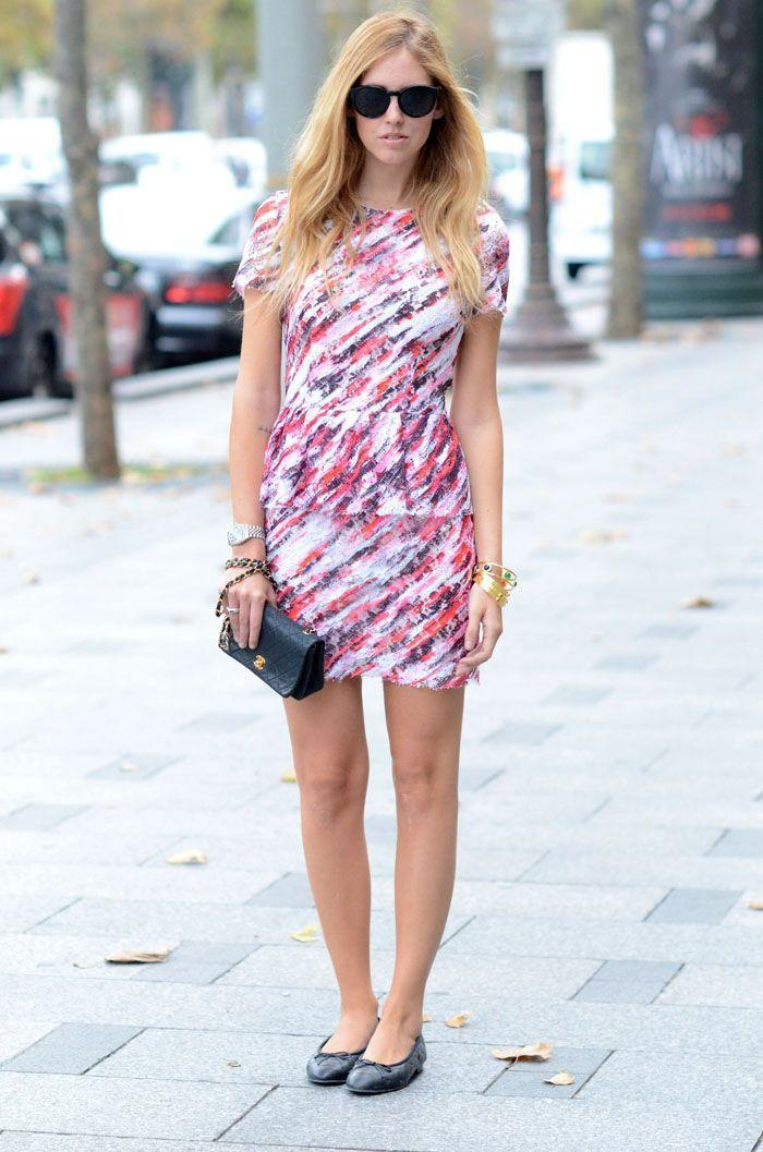 """Foto: Reprodução / <a href=""""http://www.theblondesalad.com/2011/10/my-look-for-the-chanel-fashionshow.html"""" target=""""_blank"""">The Blond Salad</a>"""