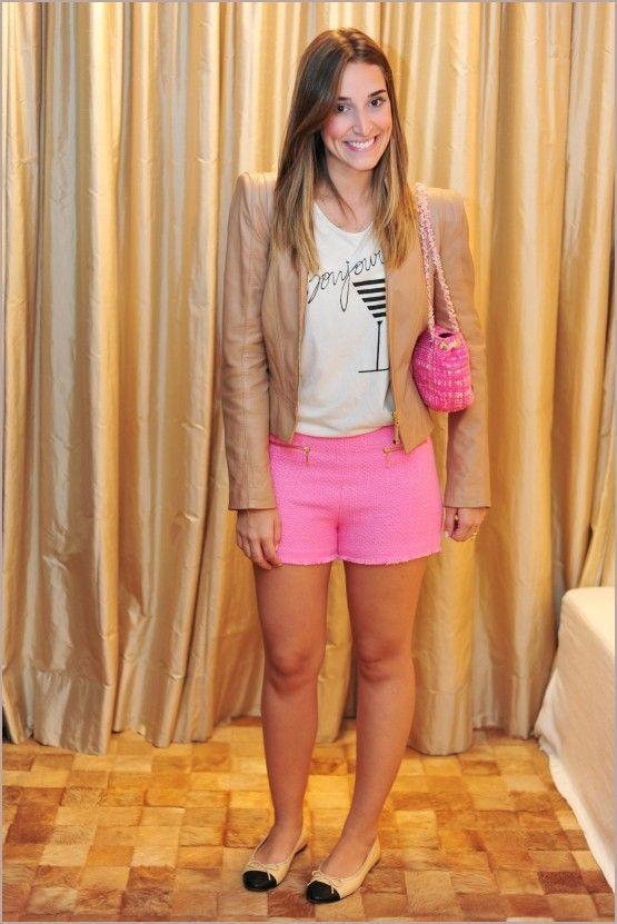 """Foto: Reprodução / <a href=""""http://www.dasguimaraes.com.br/2012/07/look-we-love-pink/"""" target=""""_blank"""">Das Guimarães</a>"""