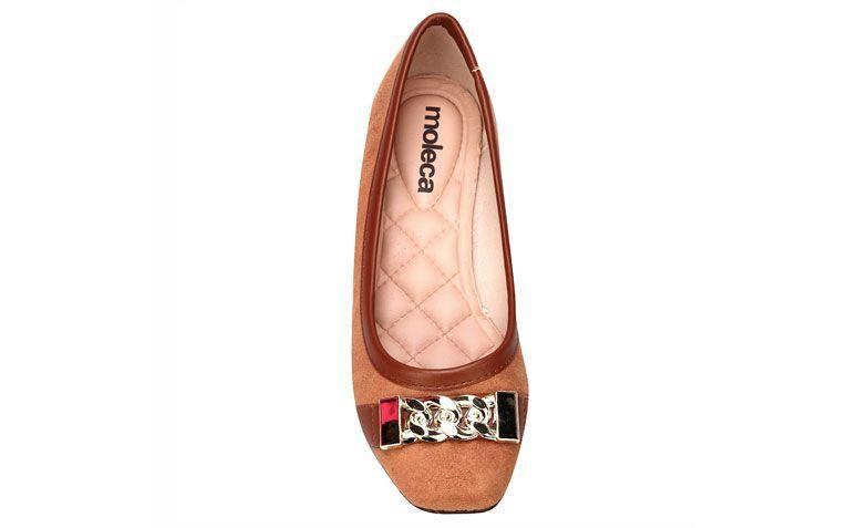 Sneaker Moleca chain oleh R $ 69,90 di Zattini