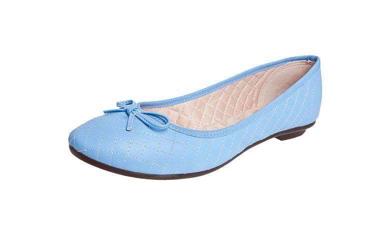 Sneaker Moleca Biru untuk $ 59,99 di Dafiti