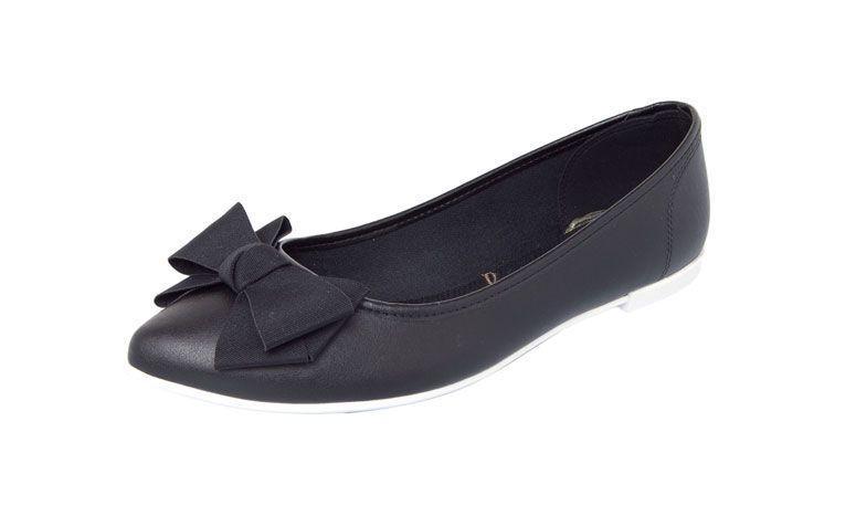 Sepatu Moleca menunjuk sebesar $ 49,99 di Dafiti