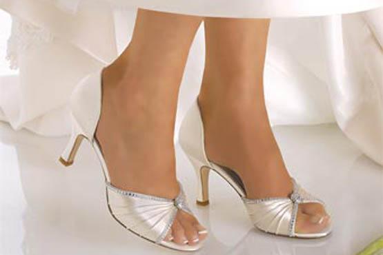 sapato baixo noivas 2 Sapatos baixos para noivas