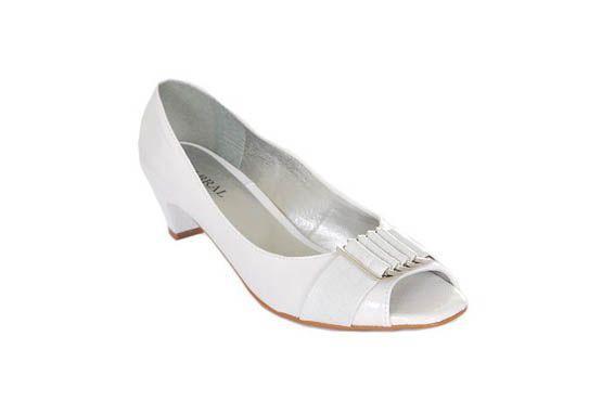 sapato baixo noivas 5 Sapatos baixos para noivas