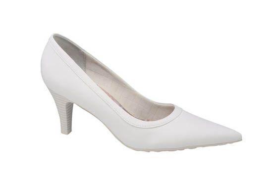 sapato baixo noivas 6 Sapatos baixos para noivas