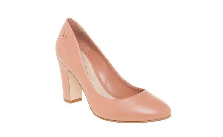 b6a69d0a1a Scarpin nude  looks lindos com o calçado mais elegante