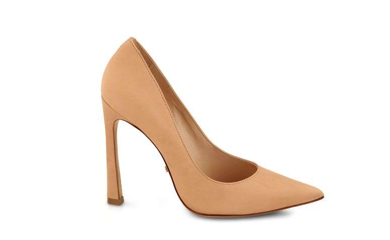 1eb14013b7 Scarpin nude  looks lindos com o calçado mais elegante