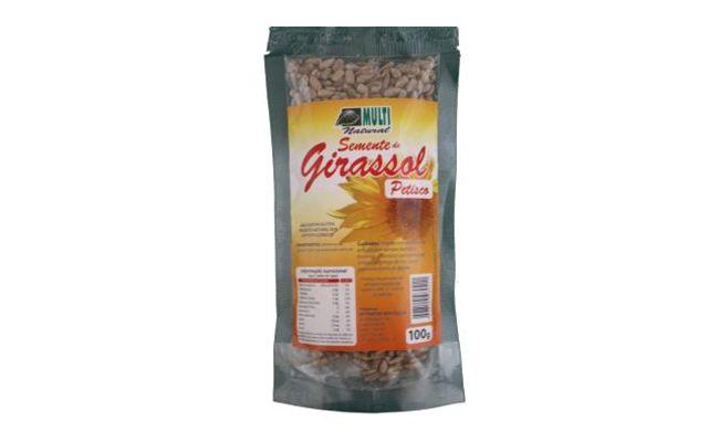 """Semente de Girassol Multi Natural por R$3,10 na <a href=""""http://naturaltem.com.br/produtos.php?sub=53"""" target=""""blank_"""">Natural Tem</a>"""