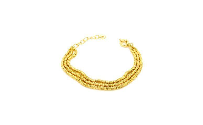 """Pulseira folheada a ouro por R$139,90 na <a href=""""http://www.riverajoias.com.br/produto.php?produto=1195-pulseira-folheada-a-ouro-semi-joia"""" target=""""blank_"""">Rivera Joias</a>"""