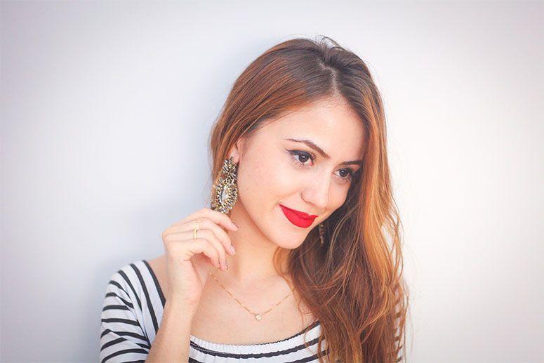 """Foto: Reprodução / <a href=""""http://janamakeup.com.br/as-pecas-lindas-da-franciscas-joias-%E2%99%A5/"""" target=""""_blank"""">Jana Make Up</a>"""