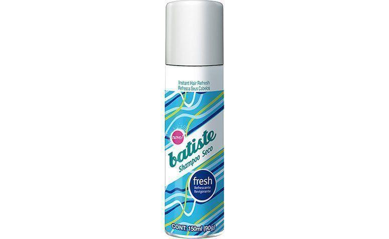 "Shampoo seco Batiste Fresh por R$24 na <a href=""http://ad.zanox.com/ppc/?29468978C73122742&ULP=[[http://www.americanas.com.br/produto/114191141/shampoo-seco-batiste-fresh-refrescante-150ml?utm_source=zanox&utm_campaign=deeplink&utm_medium=cpa]]"" target=""blank_"">Americanas</a>"