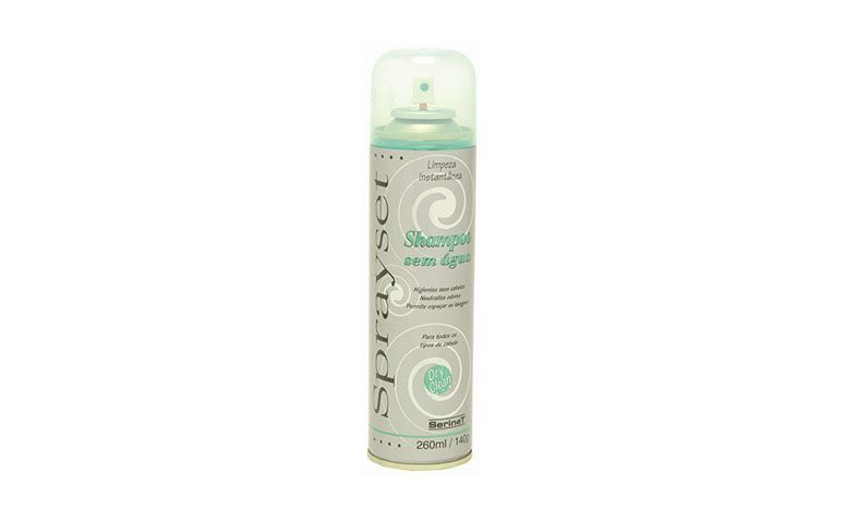 Trockenshampoo SpraySet für R $ 26,25 в Netfarma