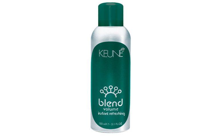 "Shampoo seco Keune Blend Volume por R$137 na <a href=""http://ad.zanox.com/ppc/?28925443C37024933&ULP=[[http://www.sephora.com.br/keune/cabelos/shampoo/shampoo-a-seco-blend-volume-instant-refreshing-14957?idparceria=25922&utm_source=zanox&utm_medium=link&utm_campaign=afiliadoszanox]]"" target=""blank_"">Sephora</a>"