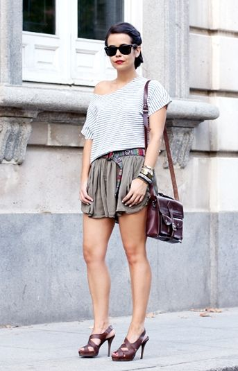 "Foto: Reprodução / <a href=""http://www.collagevintage.com/tag/shorts-khaki/"" target=""_blank"">Collage Vintage</a>"