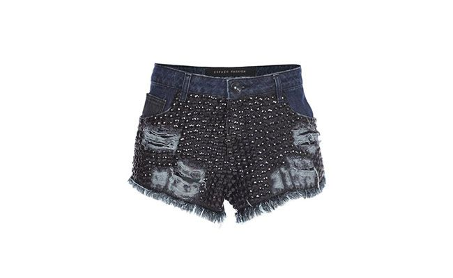 Shorts Jeans Space Fashion for R $ 308,55 i Glamour