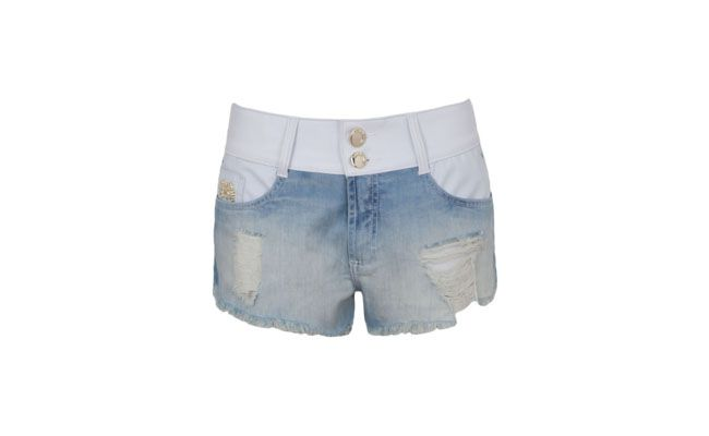 "Shorts Jeans Lança Perfume por R$119,90 na <a href=""http://bit.ly/1upyhrz"" target=""blank_"">Dafiti</a>"