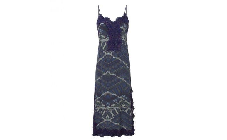 "Slip dress estampado por R$958,00 na <a  href=""https://www.oqvestir.com.br/vestido-seda-midi-slip-dress-raipur.html"" rel=""nofollow""  target=""blank_"">Oqvestir</a>"