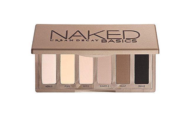 """Estojo de Sombras Naked Basics Palette Urban Decay por R$149,00 na <a href=""""http://www.sephora.com.br/site/produto.asp?id=15398"""" target=""""blank_"""">Sephora</a>"""