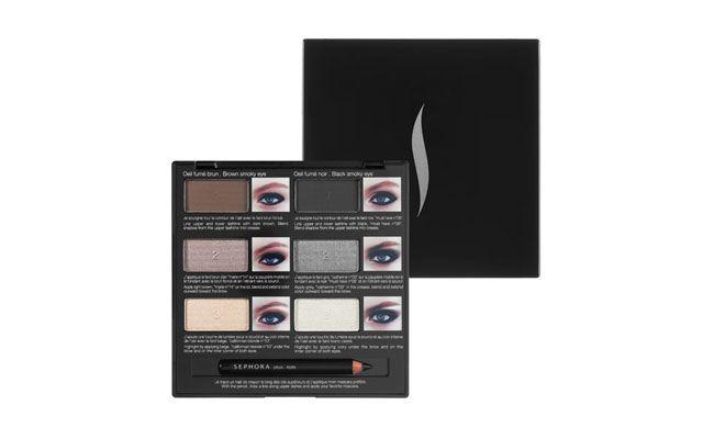 "Sombra Pro Lesson Palette Smoky Eyes Sephora por R$149,00 na <a href=""http://www.sephora.com.br/site/produto.asp?id=11170"" target=""blank_"">Sephora</a>"