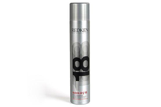 Spray finalizador para todos os tipos de cabelos