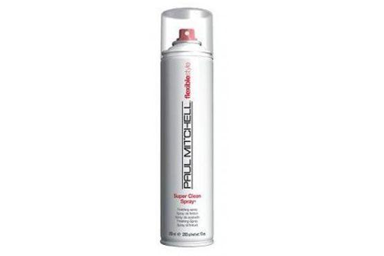 Cera em spray de média fixação