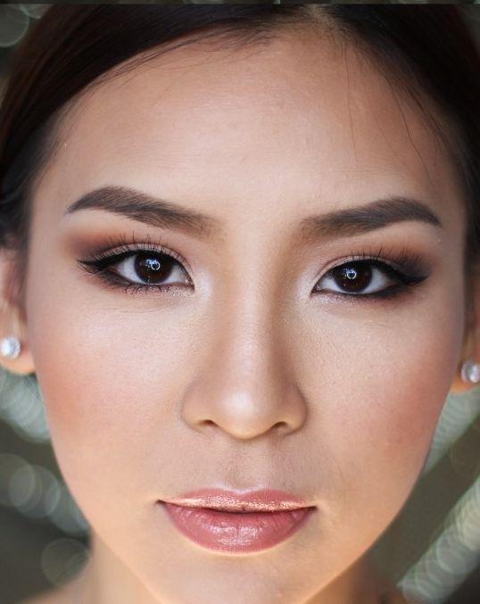"Foto: Reprodução / <a href=""http://tinayong.com/galleries/asian-bridal-makeup-artist-sydney/"" target=""_blank"">Tina Yong</a>"