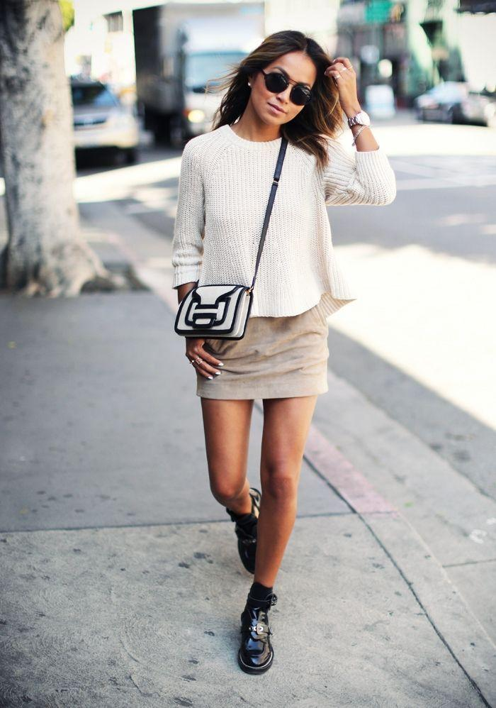 "Foto: Reprodução / <a href=""http://sincerelyjules.com/2015/05/pierre-hardy-crossbody.html"" target=""_blank"">Sincerely, Jules</a>"