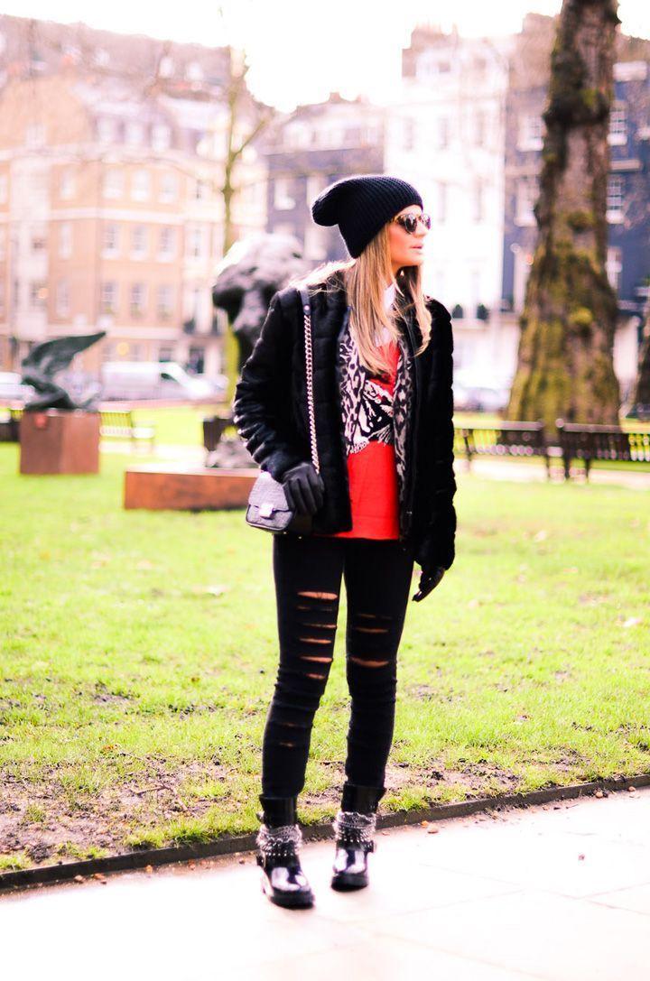 "Foto: Reprodução / <a href=""http://www.blogdathassia.com.br/br/2014/01/19/london-look-4/#post"" target=""_blank"">Blog da Thássia</a>"