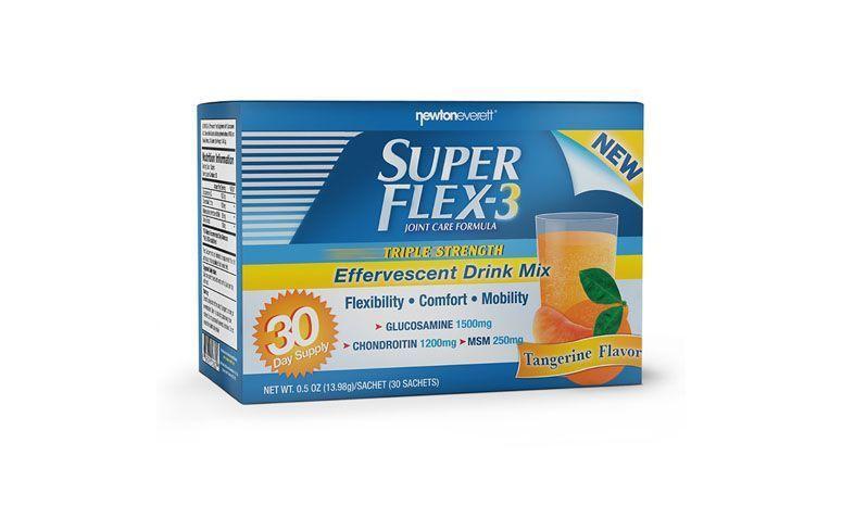Superflex-3 (глюкозамин, хондроитин унд MSM) für $ 85,35 в Biovea