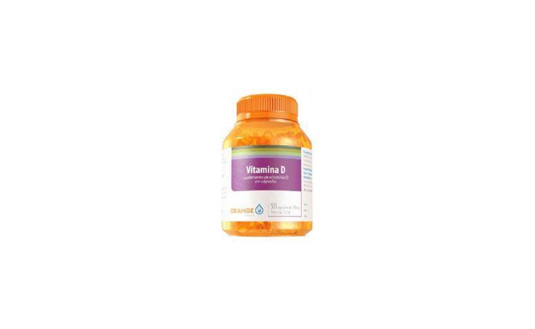 Витамин-D-Kapseln für R $ 9,95 в берлоге упражнений