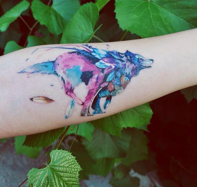 """Foto: Reprodução / <a href=""""https://instagram.com/p/1L3AJqMed3/ """" target=""""_blank"""">Pissaro tattoo</a>"""