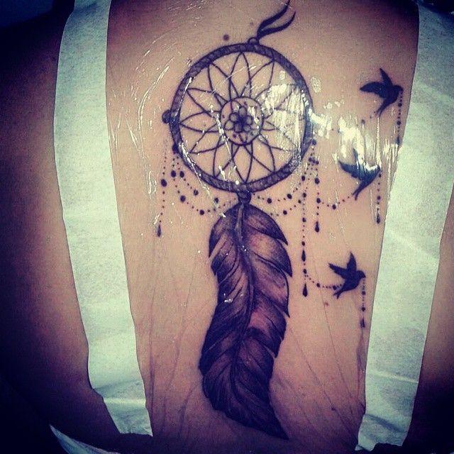 Tatuagem De Filtro Dos Sonhos 50 Fotos Famosas