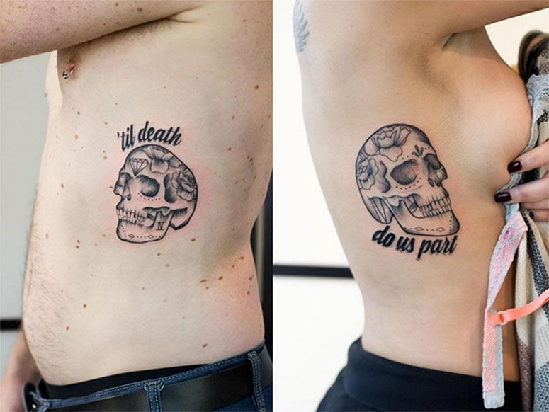 Photo: Playback / The Summit Tattoo