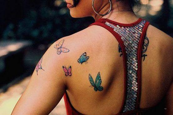 tatuagem feminina14 Tatuagens femininas