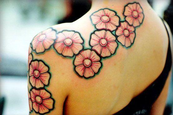 tatuagem feminina15 Tatuagens femininas