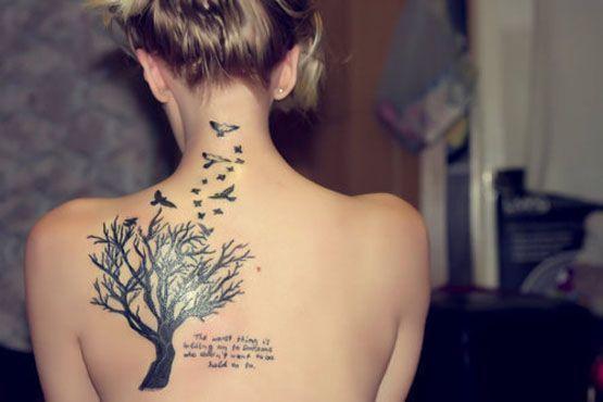 tatuagem feminina9 Tatuagens femininas