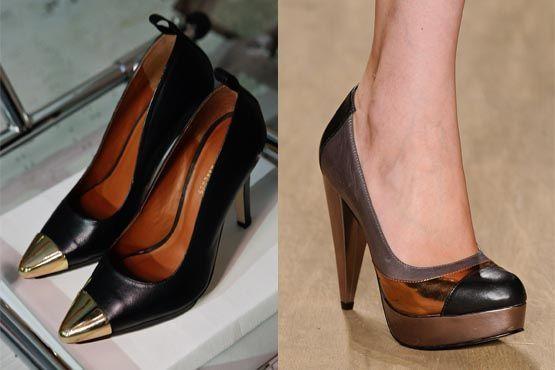 fashion rio 18 Tendências de sapatos para o inverno 2012