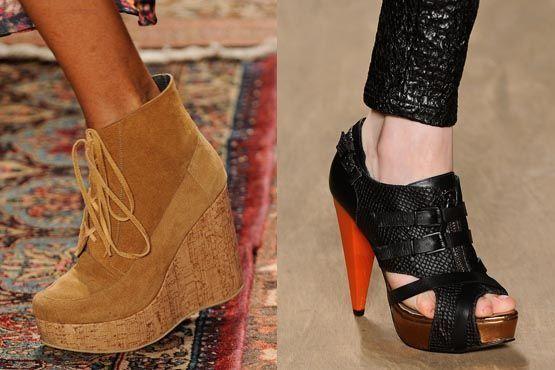 fashion rio 19 Tendências de sapatos para o inverno 2012