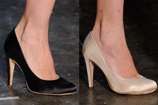 sapato tendencia 2012 6 Tendências de sapatos para o inverno 2012