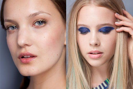 make inverno 2012 6 Tendências de maquiagem inverno 2012